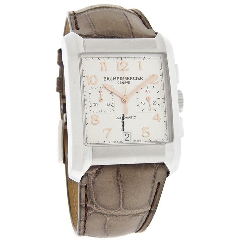 Baume & Mercier Hampton Classic Chronograph Automatic Watch 10029