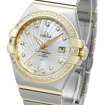 Omega Constellation Ladies new 2020 Automatic Watch with original box and original papers 123.25.31.20.55.002