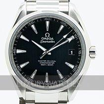 Omega Seamaster Aqua Terra Steel 41.5mm Black