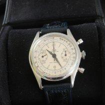Rolex Chronograph Steel 35mm White Roman numerals