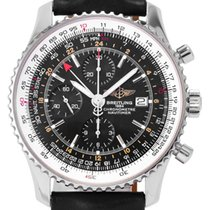 Breitling Navitimer World A2432212.B726.441X.A20BA.1 2011 pre-owned