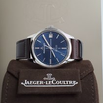 Jaeger-LeCoultre Geophysic True Second Steel 40mm Silver No numerals United States of America, California, Los Angeles