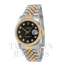 Rolex Datejust 16233 1995 подержанные