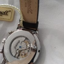 Ingersoll Steel 46mm Automatic IN2809BK new