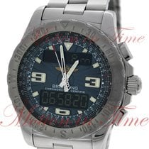 Breitling Airwolf Steel 43.5mm Blue Arabic numerals United States of America, New York, New York