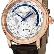 Frederique Constant Manufacture Worldtimer FC-718WM4H4 2020 new