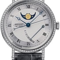 Breguet Classique White gold 36mm Silver United States of America, New York, Airmont