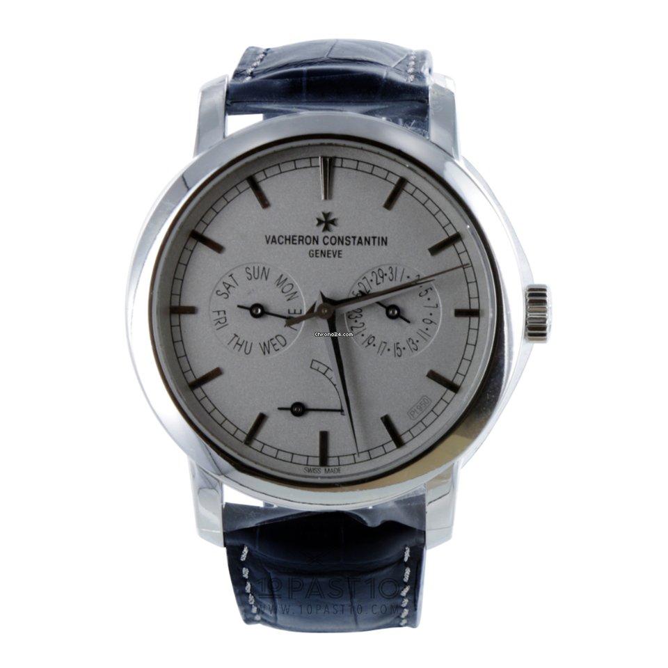 61018163acf Preços de relógios Vacheron Constantin