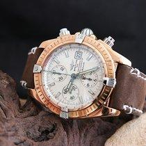 Breitling Chronomat Evolution Einzelstück - Vollvergoldet - TOP