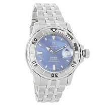 Tudor Prince Tiger Hydronaut Mens Automatic Stainless Watch...