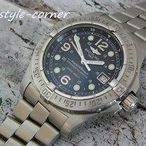 Breitling Chronometer SuperOcean Steelfish A17390 (Box/Papiere...