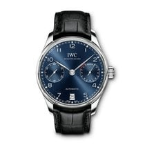 IWC IW500710 Steel 2020 Portuguese Automatic new United States of America, Iowa