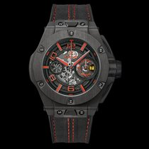 Hublot Big Bang Ferrari 402.QU.0113.WR New Carbon 45mm Automatic UAE, 213858
