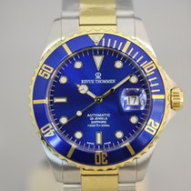 Revue Thommen Gold/Steel 42mm Automatic 17571.2145 new