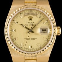 Rolex Day-Date Oysterquartz Yellow gold 36mm Gold United Kingdom, London