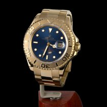 Rolex Oyster Perpetual Date Yacht-Master Yellow Gold Men Size