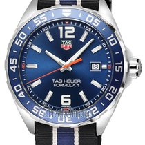 TAG Heuer Formula 1 Quartz Steel 43mm Blue United States of America, New York, Airmont