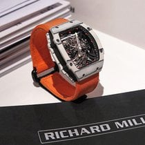Richard Mille RM 027 WHITE CARBON