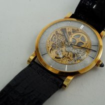 Audemars Piguet Yellow gold Manual winding Transparent No numerals 32mm pre-owned