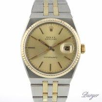 Rolex Oyster Quartz Gold/Steel