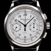 Patek Philippe 5170G-001 Chronograph 18K White Gold TIFFANY &...