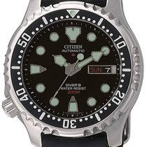 Citizen NY0040-09EE Steel 42mm new