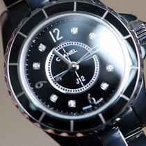 Chanel J12 Céramique 29mm Noir Sans chiffres France, Thonon les bains
