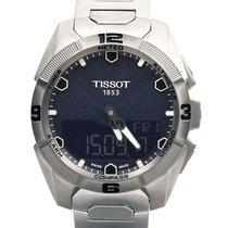 Tissot T-Touch Expert Solar nieuw 45mm Titanium