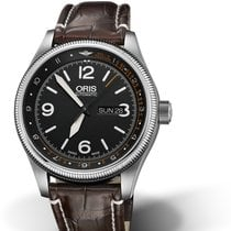 Oris Steel 45.00 mmmm Automatic 01 735 7728 4084-Set LS Kroko new United States of America, Georgia