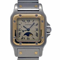 Cartier Santos Galbée Steel 24mm Champagne United States of America, Florida, 33132