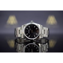 Rolex 31mm Automatic 2004 pre-owned Oyster Perpetual 31 Black