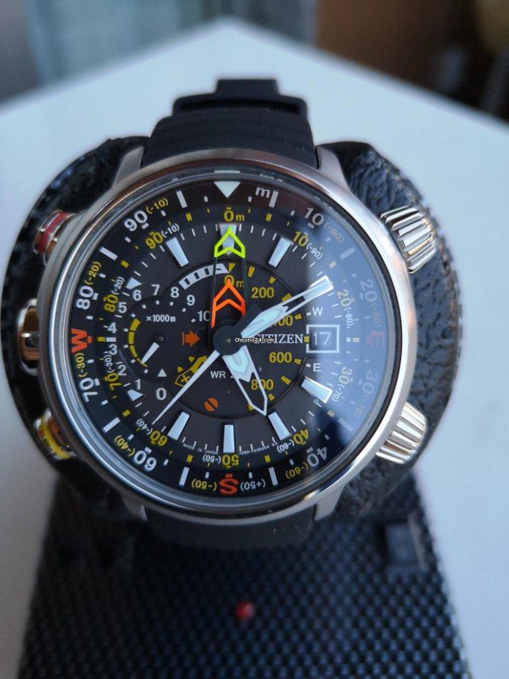Citizen Altichron titanium για πώληση με 470 € από Ιδιώτης Πωλητής της  Chrono24 a7d7fbd232e