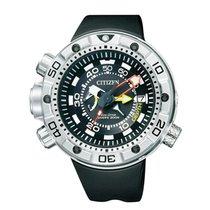 Citizen Promaster Marine new 2020 Quartz Watch with original box and original papers BN2021-03E