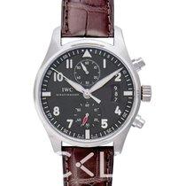 IWC Pilot Spitfire Chronograph Gris