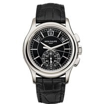 Patek Philippe Annual Calendar Chronograph 5905P-010 2018 pre-owned