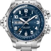 Hamilton Khaki X-Wind H77765141 nuevo