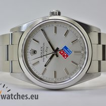 Rolex Steel 34mm Automatic 14000 pre-owned