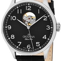 Grovana Steel Automatic Black new
