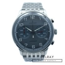 Junghans Meister Driver pre-owned 41mm Chronograph