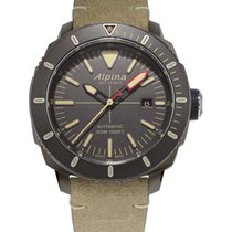 Alpina Seastrong Steel 44mm Grey No numerals United States of America, Massachusetts, Florence