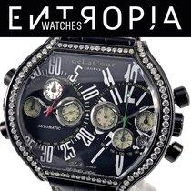 들라쿠르 스틸 55mm 자동 delacour 중고시계