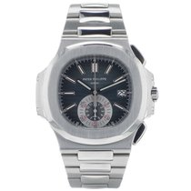 Patek Philippe Steel 40mm Automatic 5980/1A-001 pre-owned
