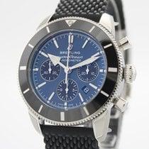 Breitling Superocean Héritage Chronograph Stahl 44mm Blau Deutschland, Sulzfeld