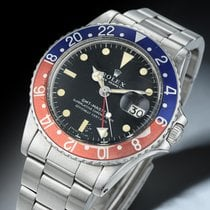 Rolex GMT-Master Steel 40mm Black United States of America, New York, New York