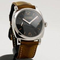 Panerai Radiomir 1940 3 Days Steel 47mm Black Arabic numerals