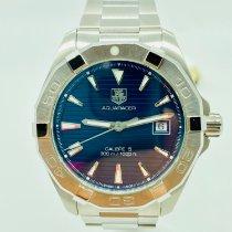 TAG Heuer Aquaracer 300M Steel Blue United States of America, New York, NEW YORK