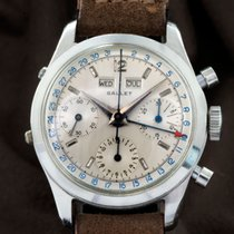 Gallet Acier 36mm Remontage manuel 998 occasion France, Paris