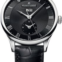 Maurice Lacroix Masterpiece Tradition Date GMT mp6707-ss001-310