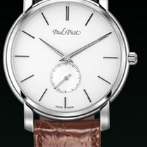 Paul Picot Firshire 3710.SG.7601 Paul Picot Firshire Extra-Flat marrone 40mm 2019 neu