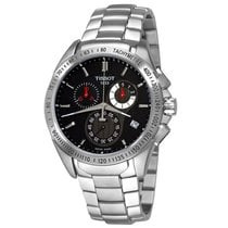 Tissot Men's T024.417.11.05.100 Veloci-T Cronograph Watch